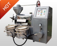 YZS-100A integrated oil making machine