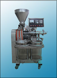 integrated oil press YZS-30