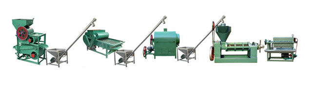 mini oil pressing mill