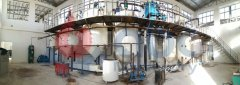 10TPD Cottonseed Oil Refinery and Fractionation Line in Afgha