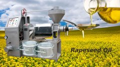 rapeseed oil press easy worn parts Canada